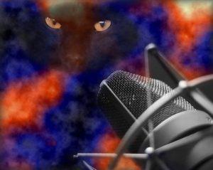 evil-microphone