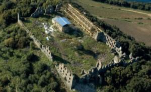 Έναρξη αναστηλωτικών εργασιών στα ερείπια της παλαιάς Αθηνάδας Ακαδημίας.