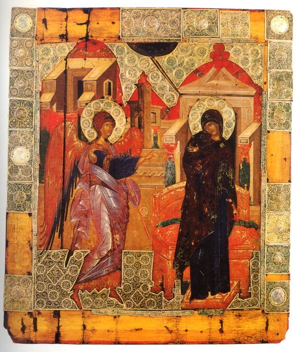 The Announciation of Theotokos