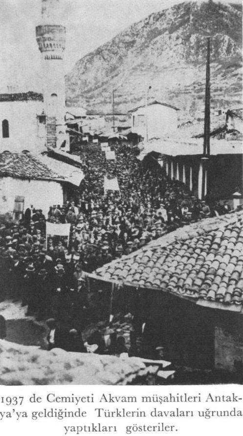 Τούρκοι στην Αλεξαντρέτα