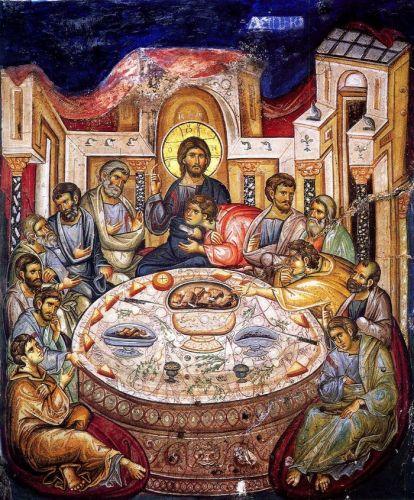 Πορεία πρός την Ανάσταση.  Η Μεγάλη Πέμπτη των ημερών μας...