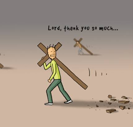 """""""Κύριε, Σε ευχαριστώ τόσο πολύ..."""""""