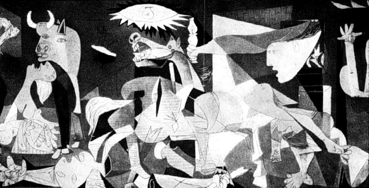 Pablo Picasso - Guernica (1937)