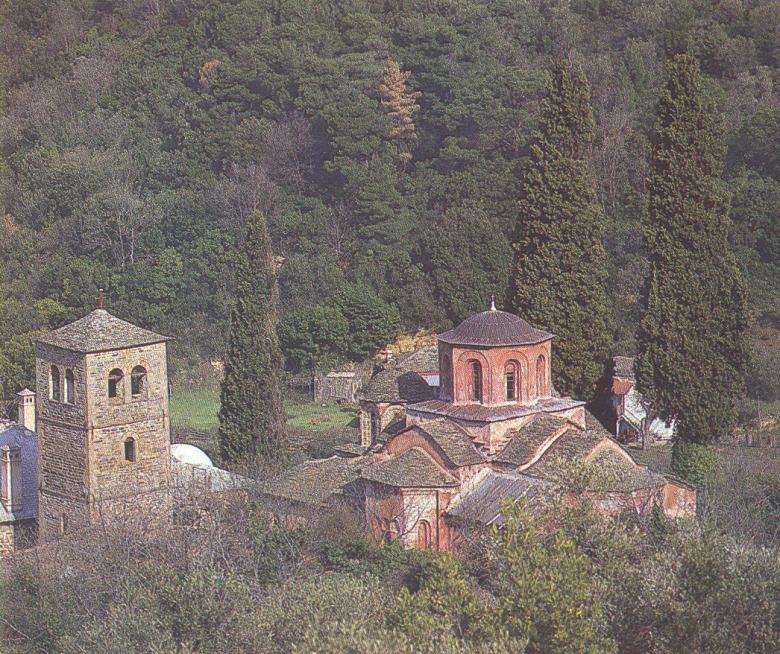 Σκήτη Αγίου Δημητρίου της Ι.Μ.Μ. Βατοπαιδίου