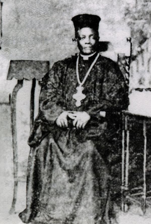 Το 1933, από λαϊκός Sebanza Mukasa Spartas χειροτενείται στο δεύτερο βαθμό της ιεροσύνης με το όνομα Ρουβήμ, ο μετέπειτα μητροπολίτης Νειλουπόλεως Χριστόφορος (1899-1982). Όταν κοιμήθηκε έγραψαν: «Ο τολμηρός και πιστός δούλος Κυρίου ... αν οι άρχοντες κυβερνούν εν ζωή, οι άγιοι κυβερνούν από τον τάφο».