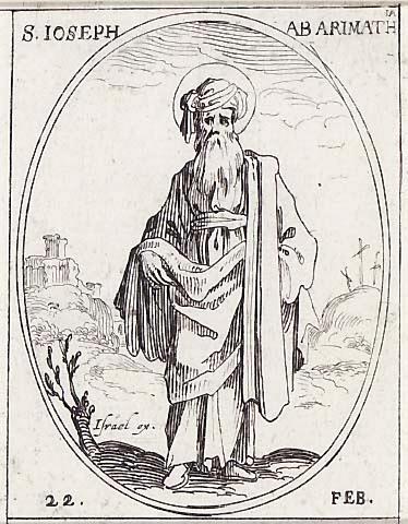 αγιος ιωσηφ ο απο αριμαθαιας