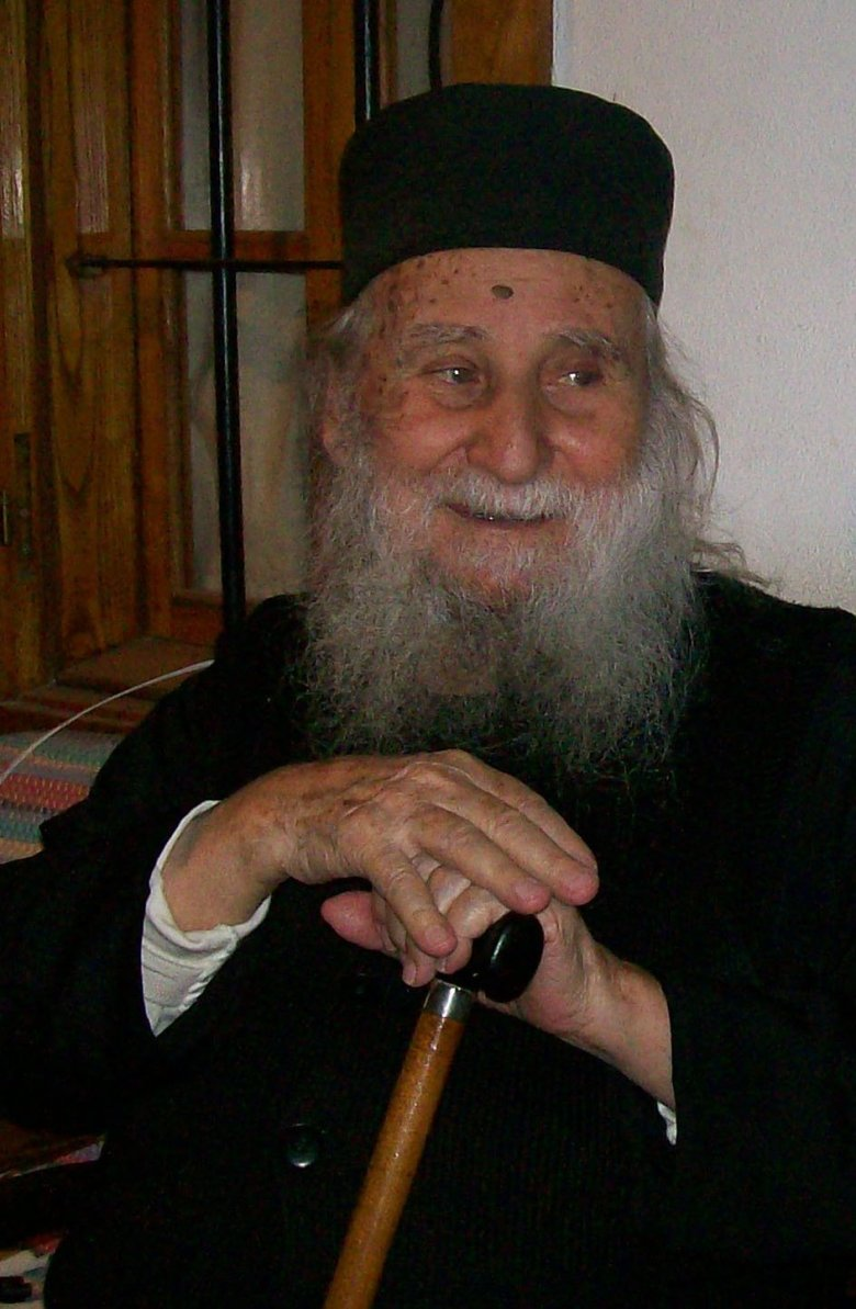 Elder Joseph of Vatopaidi 1