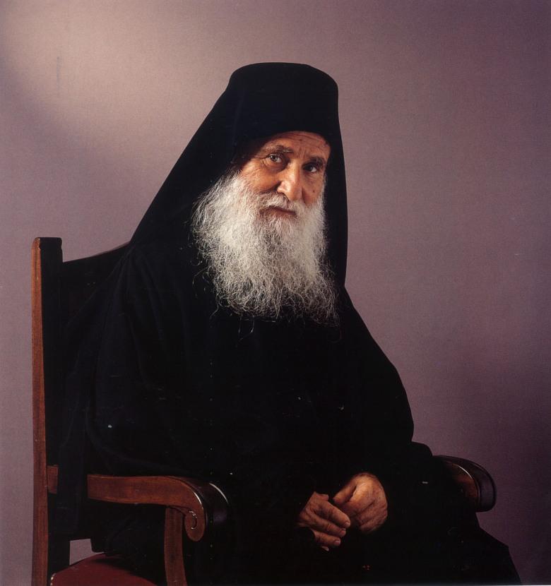 Ватопедский старец Иосиф (1921-2009)