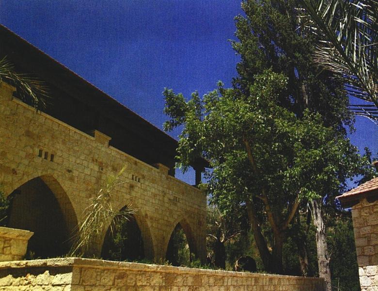 Η Μονή Αγίων Αναργύρων Γιόλου, όπου γεννήθηκε (!) ο Γέροντας Ιωσήφ.