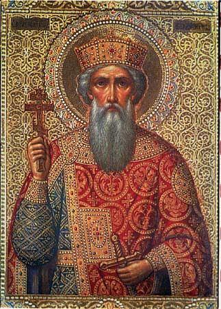 Ο άγιος Βλαδίμηρος