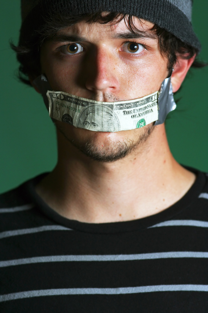 Eat your money