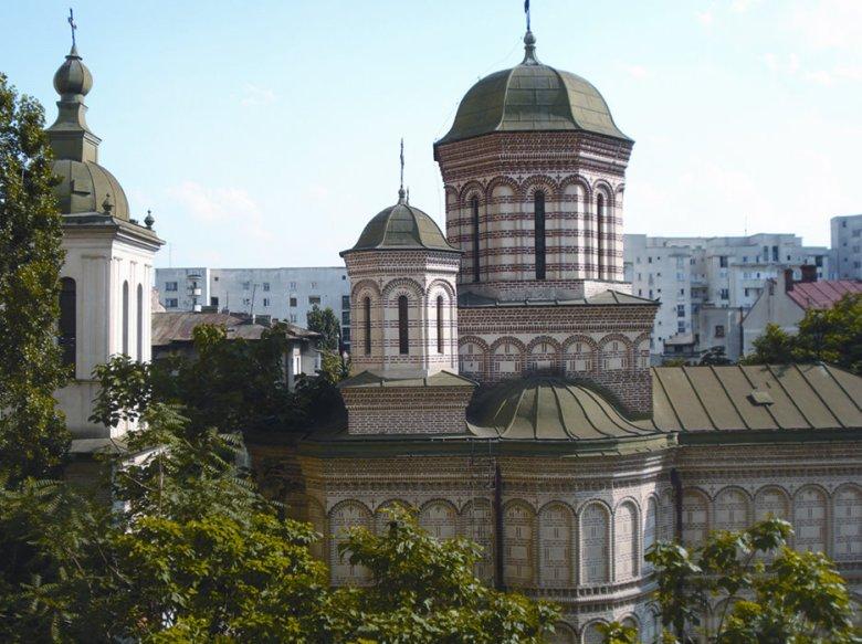 Ο ηγεμονικός Ναός Ιασίου, όπου λειτουργούσε ο Εθνομάρτυρας άγιος Κυπριανός