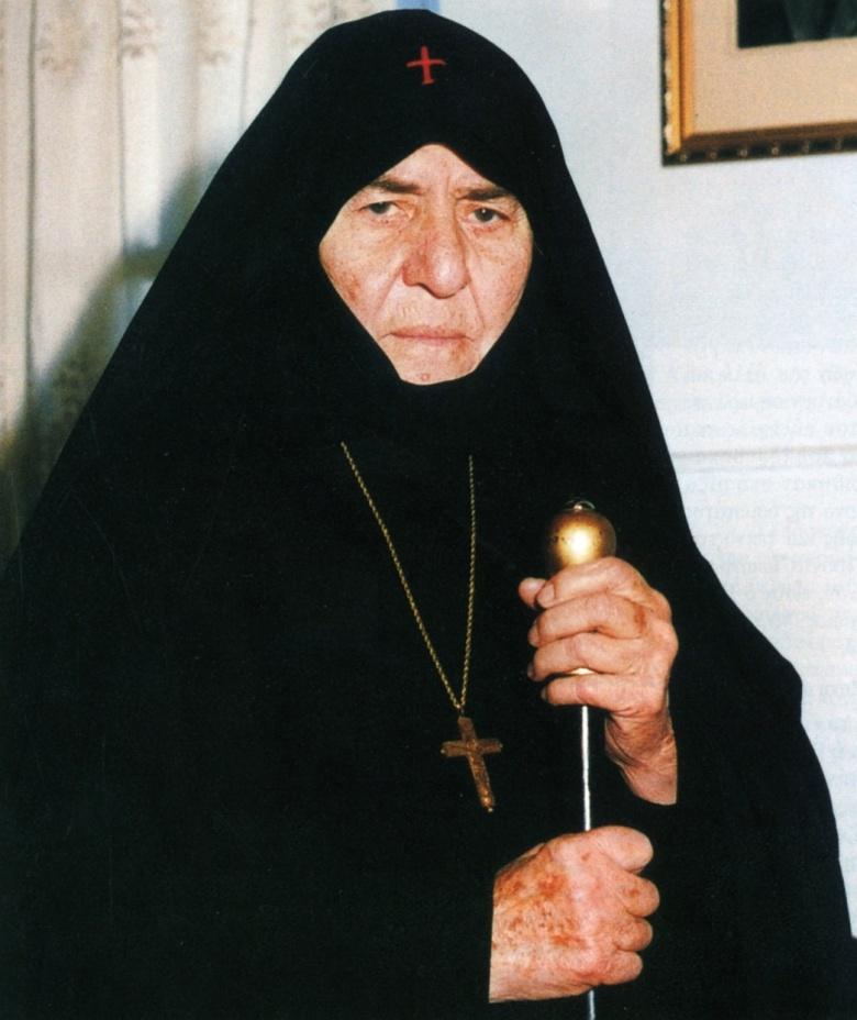 Η μακαριστή Γερόντισσα Χαριθέα. 1915-13/04/2000