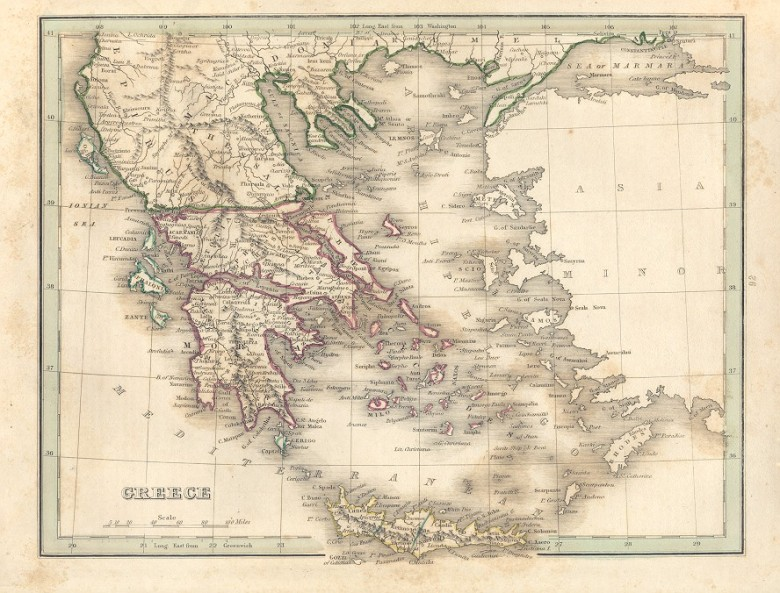 Greece 1835