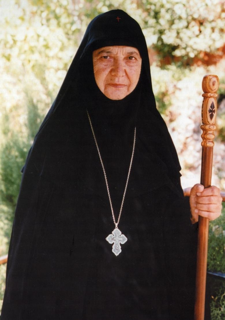 Gerontissa Mariam Hgoumeni I.M. Amirous