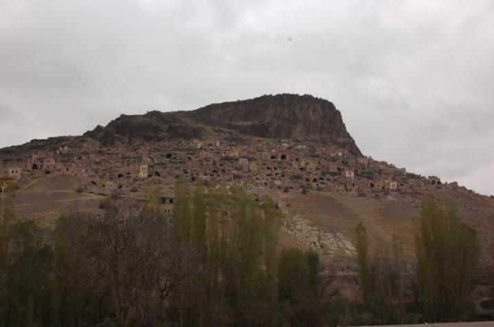 Η παλιά πόλη του Νεβσεχήρ (Νεάπολη).