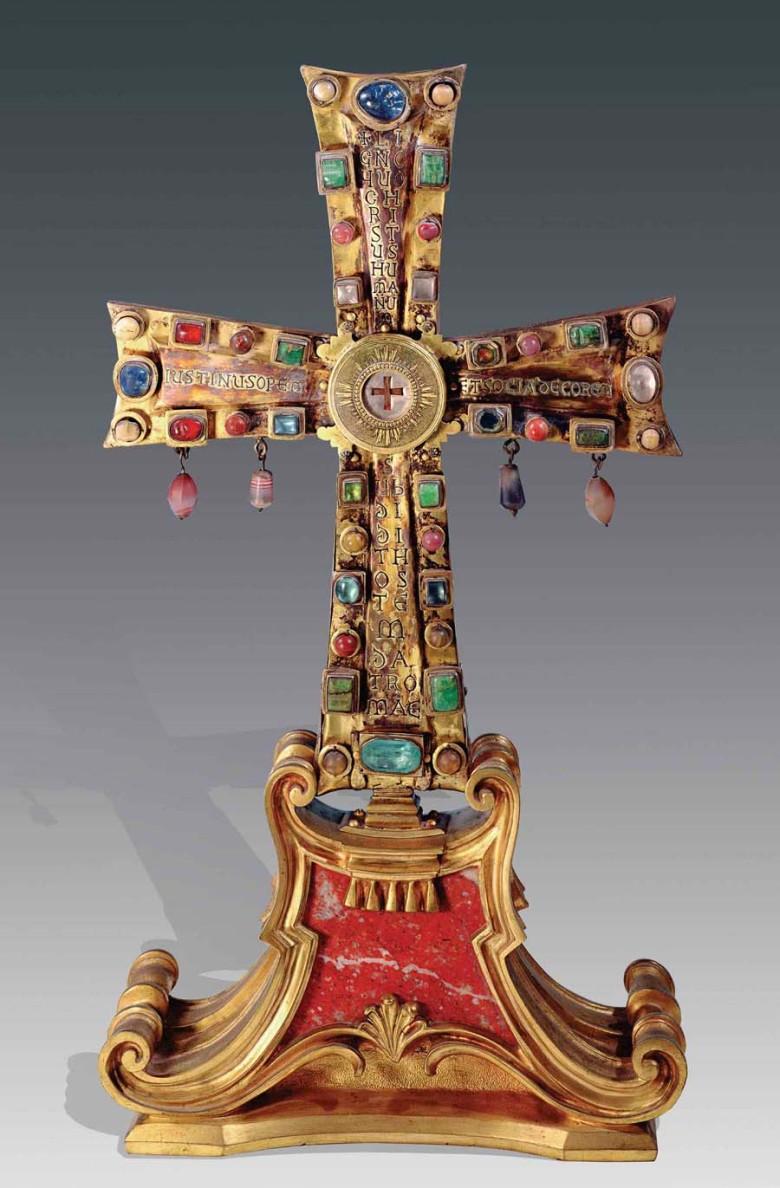 The Cross of Justin II