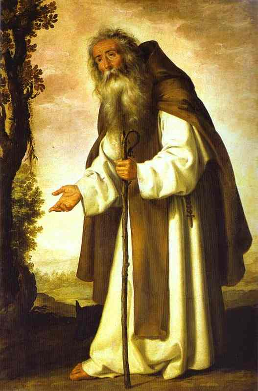 Saint Antony of Egypt