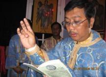 Ο π. Ιωάννης