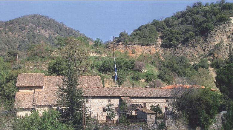 Η Ιερά Μονή Αγίου Ιωάννη του Λαμπαδιστή