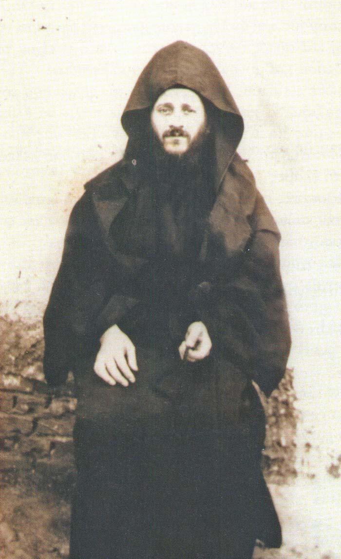 Ο Γέροντας Ιωσήφ σε ηλικία 32 ετών (1930)