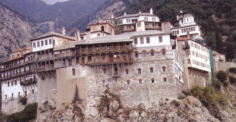 Moni Osiou Grigoriou 05