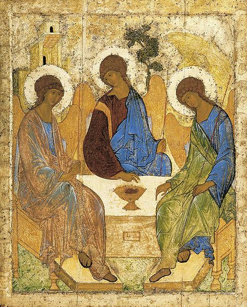 rublev holy trinity