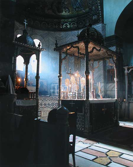 saint catherine monastery sinai