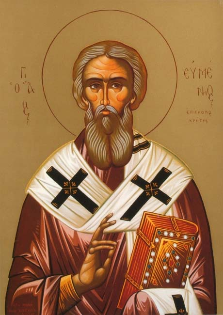 ST EUMENIUS of Gortyna