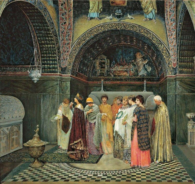 Byzantine empress