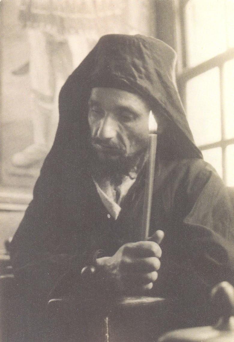 Ο Σέρβος μοναχός Γεώργιος, Μπράνκο Βίτκοβιτς (1920-1972), που μαθήτευσε για αρκετό καιρό κοντά στον Γέροντα Ιωσήφ