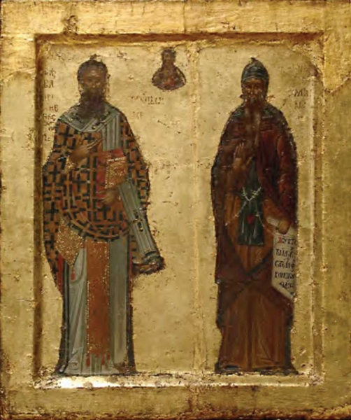 agioi Savvas Servias & Symeon Myrovlytis