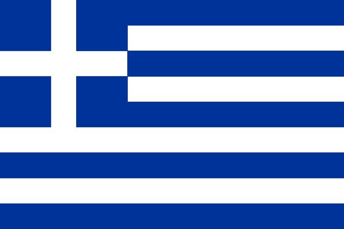σημαια της Ελλαδος