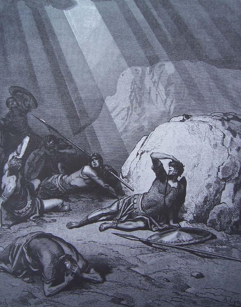 conversion of Paul