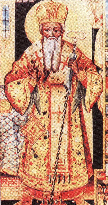 Ή Μονή Κότζια, ή δεύτερη σε αρχαιότητα μετά την Μονή Τισμάνα.