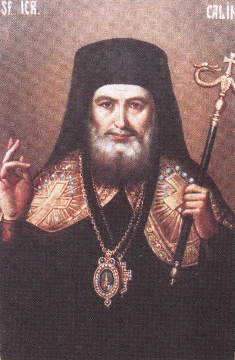 Ο άγιος Καλλίνικος της Μονής Τσερνίκα, ενας από τους μαθητές του οσίου Παϊσίου Βελιτσκόφσκυ, που μεταλαμπάδευσαν την αθωνική ησυχαστική παράδοση στην Ρουμανία.