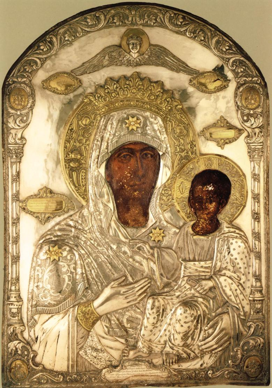Panagia Antifonitria, Holy and Great Monastery of Vatopaidiou, Holy Mount Athos