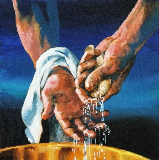 Pilate Washes Hands