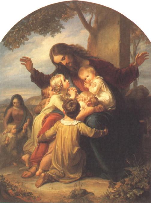 Children and Jesus