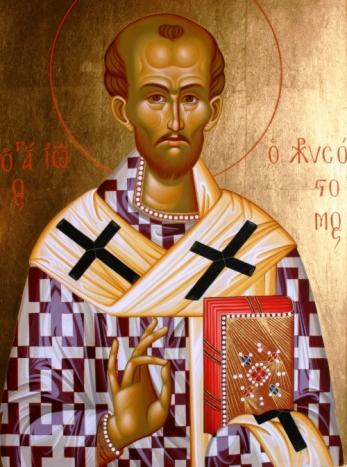 Αποτέλεσμα εικόνας για αγιοσ ιωαννησ ο χρυσοστομοσ