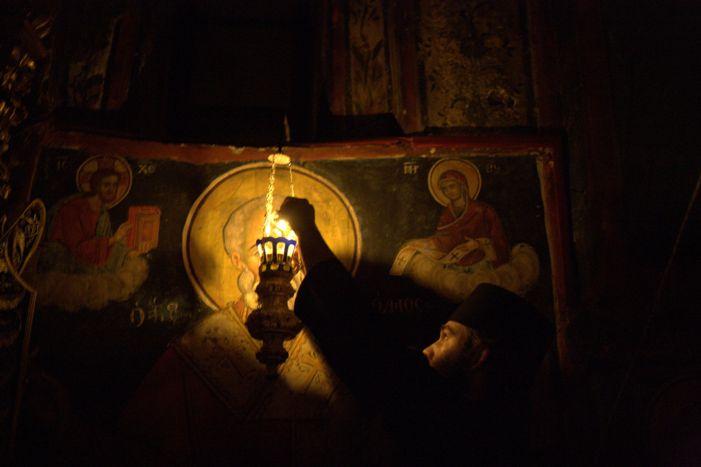 Muntele Athos, obiectiv turistic?