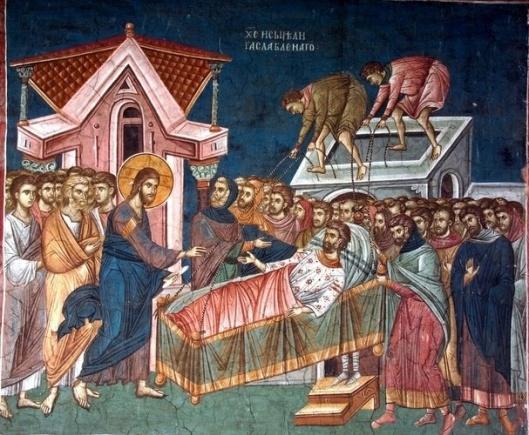 Αποτέλεσμα εικόνας για Β΄ Κυριακή των Νηστειών