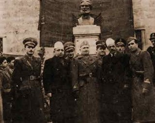 Τσάμηδες μαζί με τους συμμάχους τους Ιταλούς