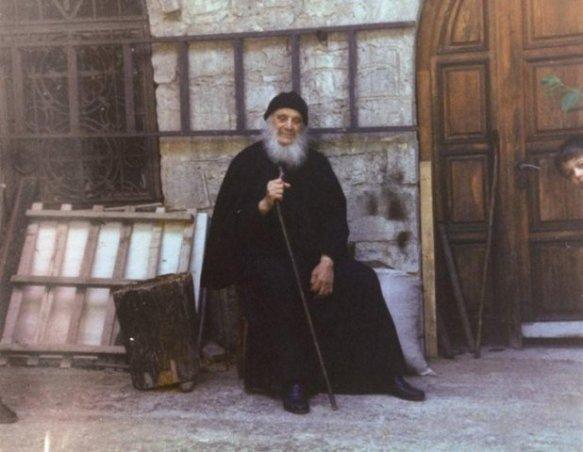 Γέρων Αμβρόσιος Λάζαρης – Μαρτυρία. |
