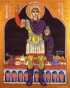 Αποτέλεσμα εικόνας για αγιος θεοδοσιος ο αυτοκρατωρ