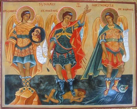 Αποτέλεσμα εικόνας για Τι σημαίνουν τα ονόματα των Αρχαγγέλων