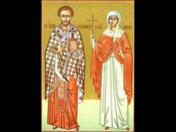 Αγίου Ελευθερίου και της μητρός