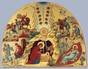 γέννηση Χριστου