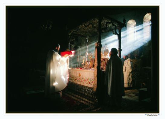 Η νύχτα της Αγίας Άννας