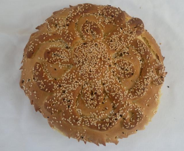 παφίτικο ψωμί (άρτος)-1